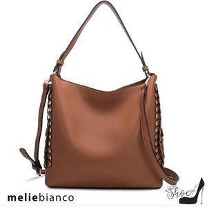 My Bag Lady Online Bags - Melie Bianco: Jamee Handbag - Luxury Vegan Leather